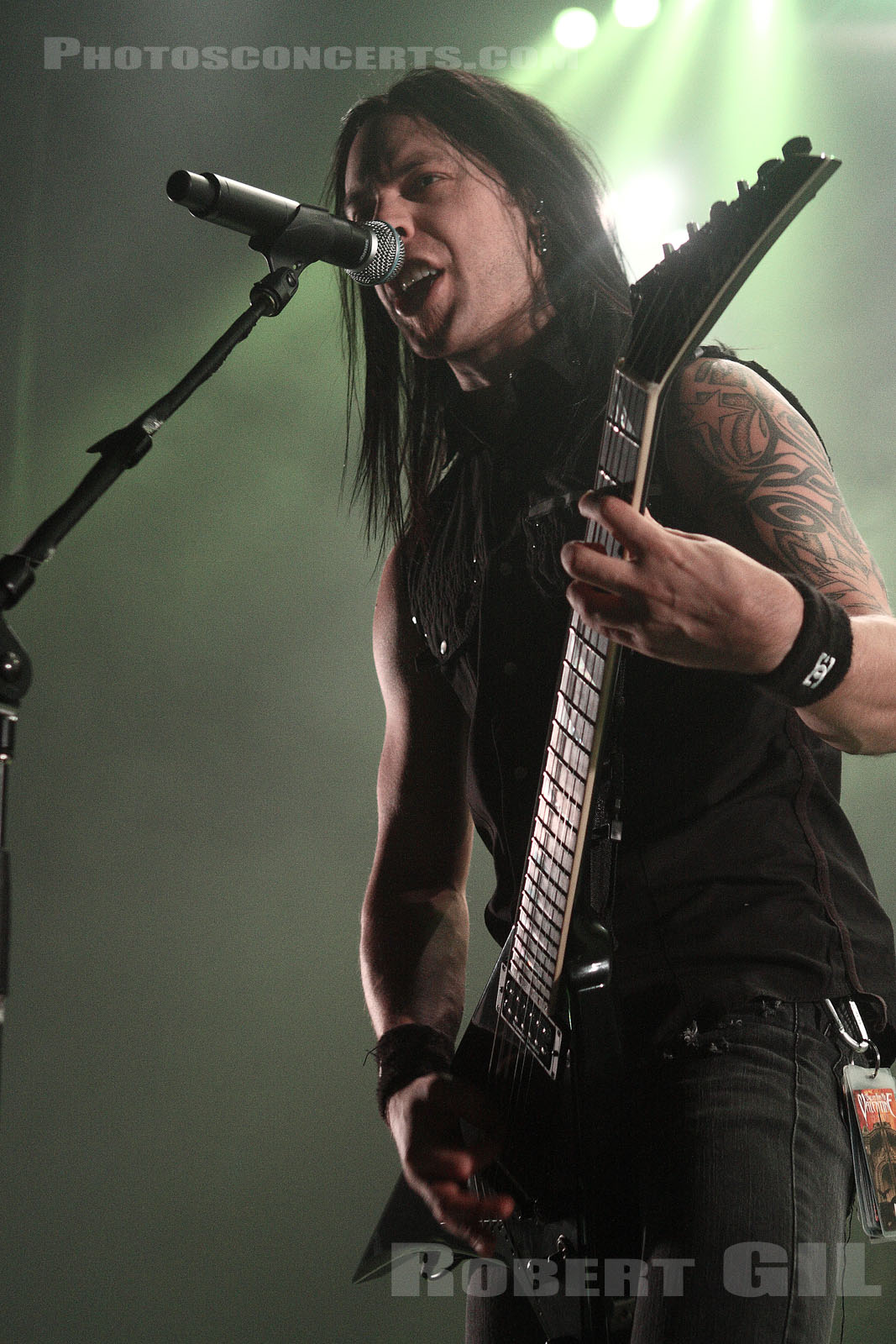 BULLET FOR MY VALENTINE - 2008-02-13 - PARIS - Olympia