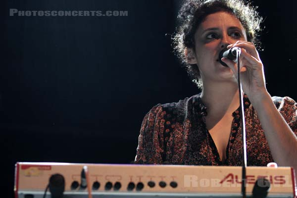 CALLERS - 2012-10-18 - PARIS - Gaite Lyrique