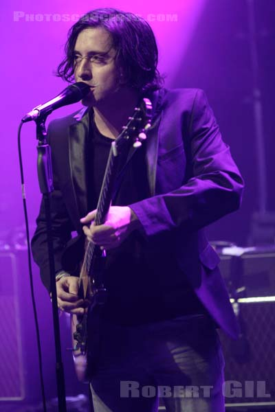 CARL BARAT - 2010-11-05 - PARIS - La Cigale