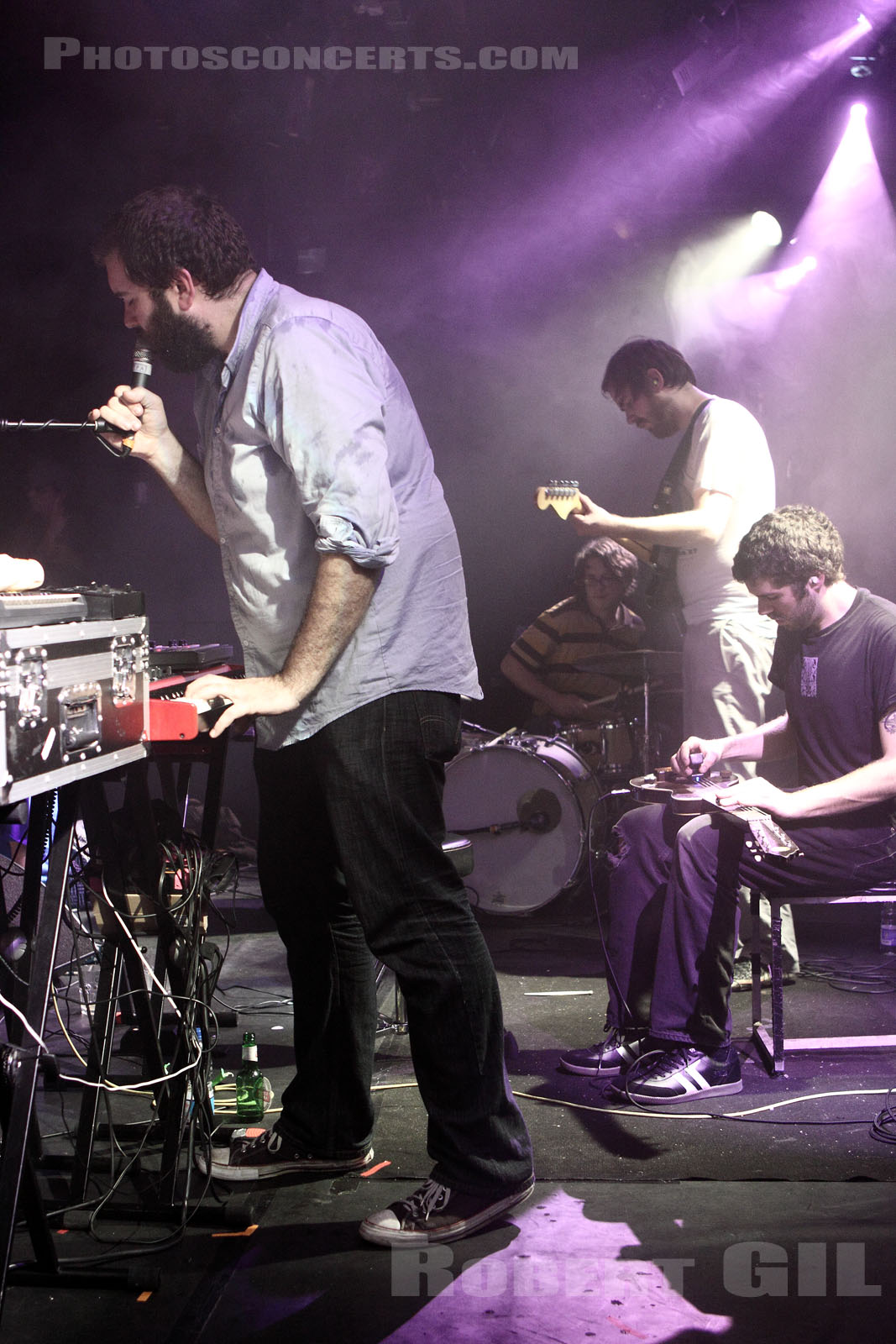 CASIOTONE FOR THE PAINFULLY ALONE - 2009-05-10 - PARIS - La Maroquinerie