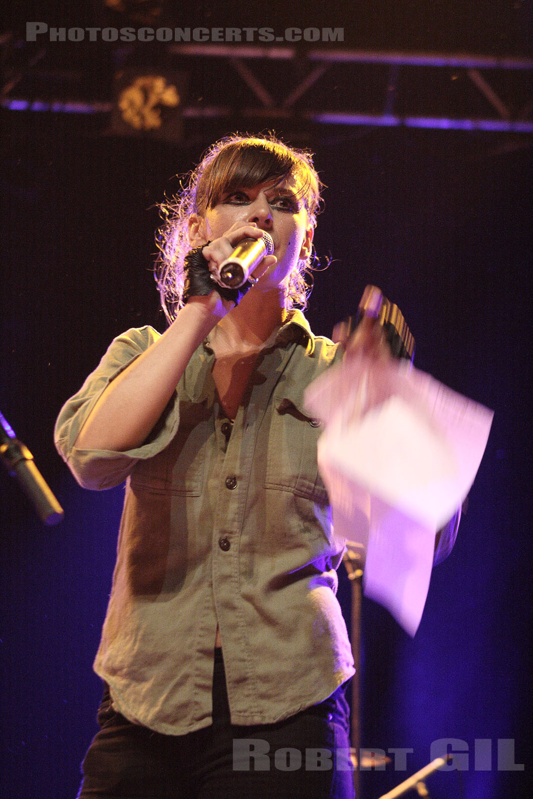 CAT POWER - 2008-01-21 - PARIS - Le Bataclan