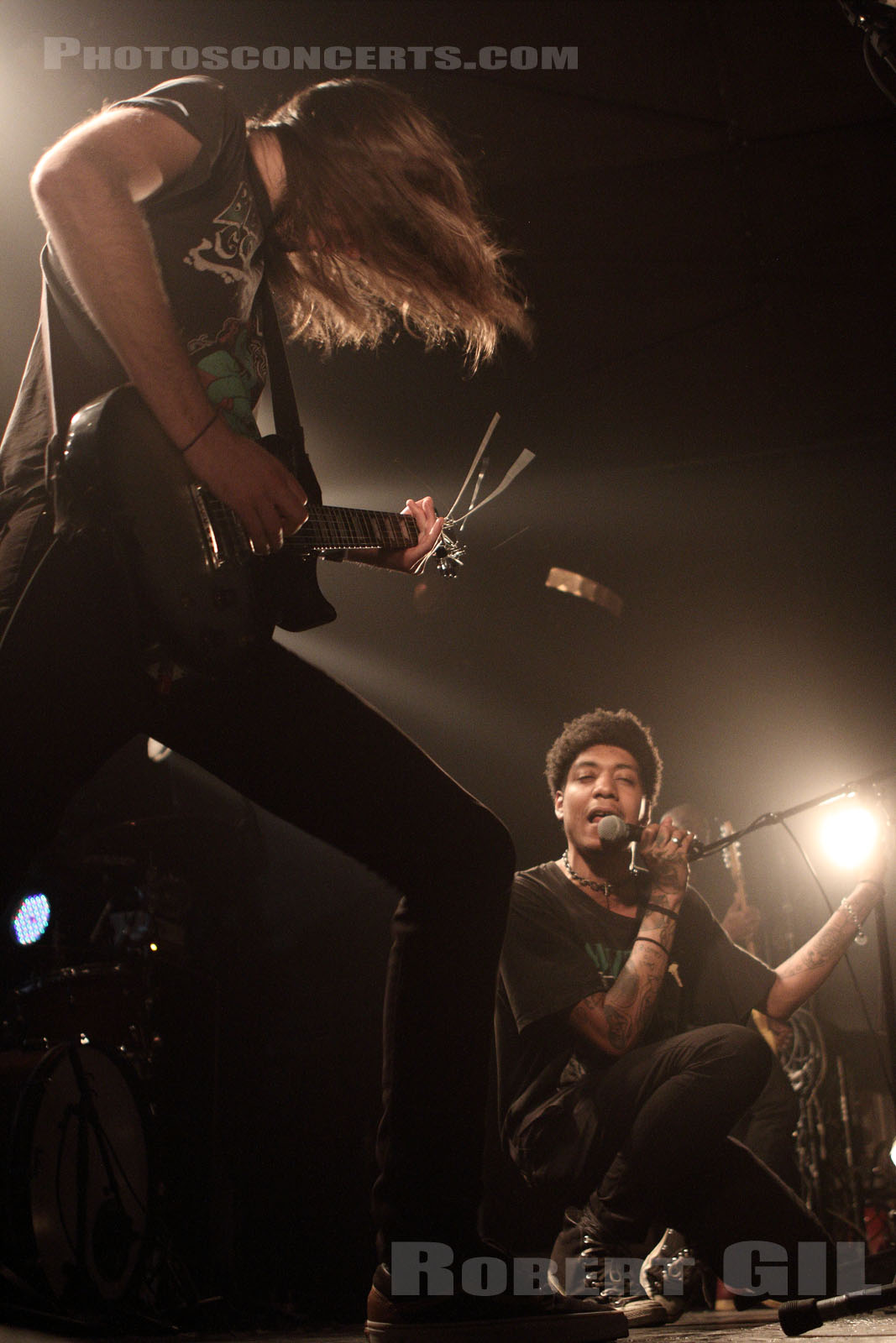 CEREBRAL BALLZY - 2014-10-10 - PARIS - Nouveau Casino
