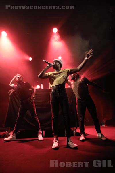 CHANNEL TRES - 2019-06-07 - PARIS - Trabendo