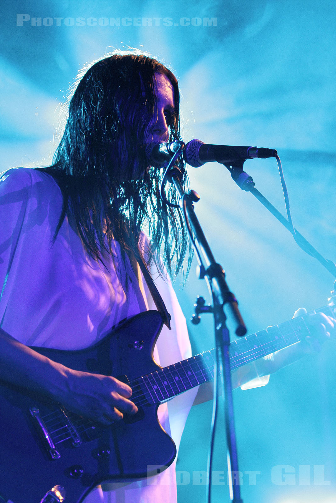 CHELSEA WOLFE - 2012-05-04 - PARIS - Point Ephemere
