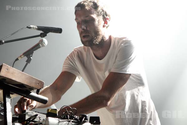 CHEVEU - 2014-10-11 - PARIS - La Cigale