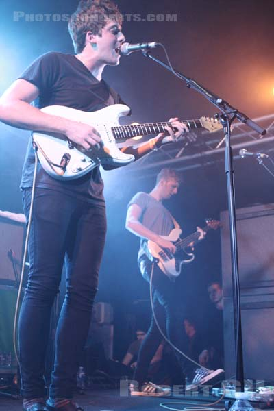 CIRCA WAVES - 2014-11-15 - PARIS - La Boule Noire
