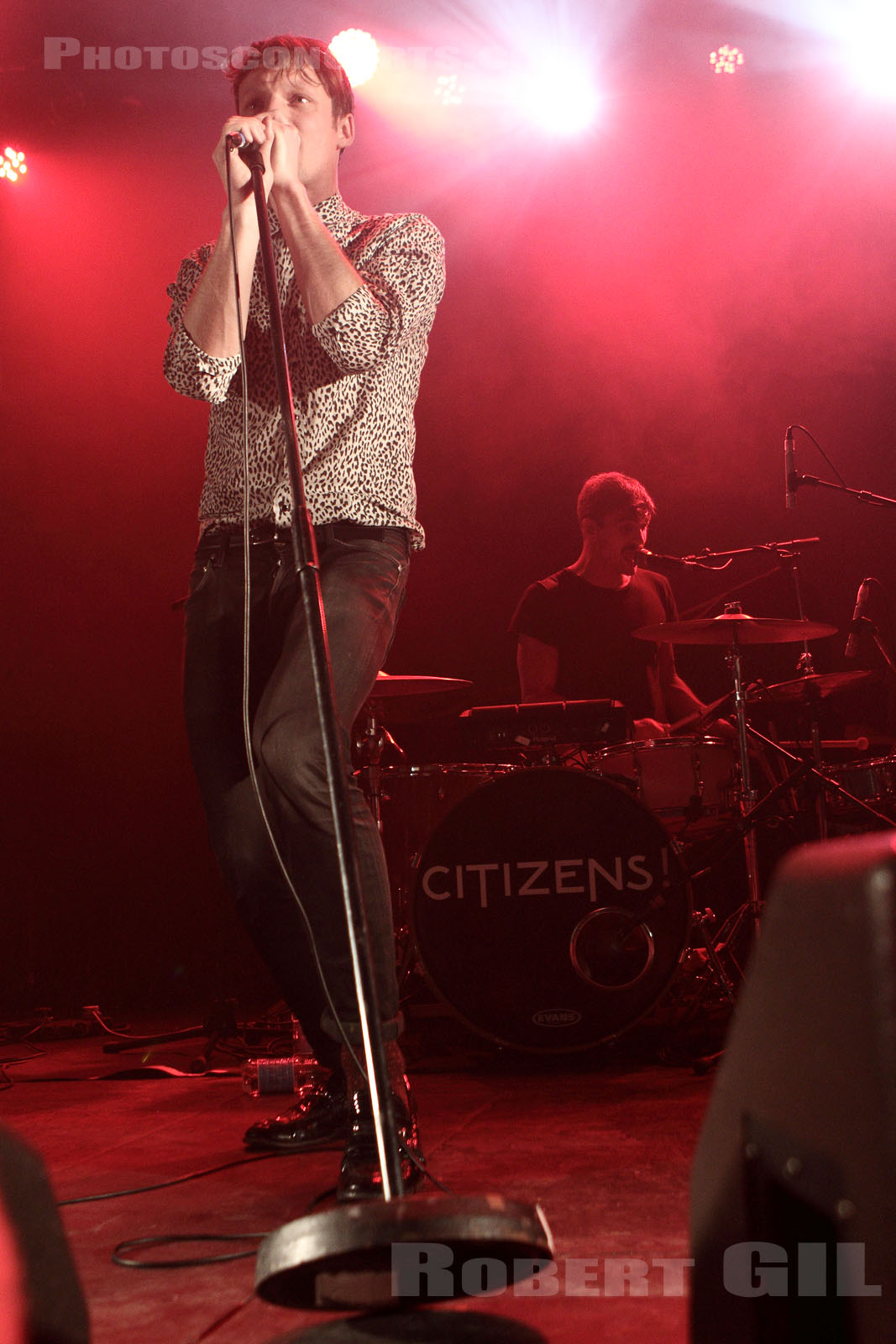 CITIZENS! - 2012-11-08 - PARIS - La Cigale