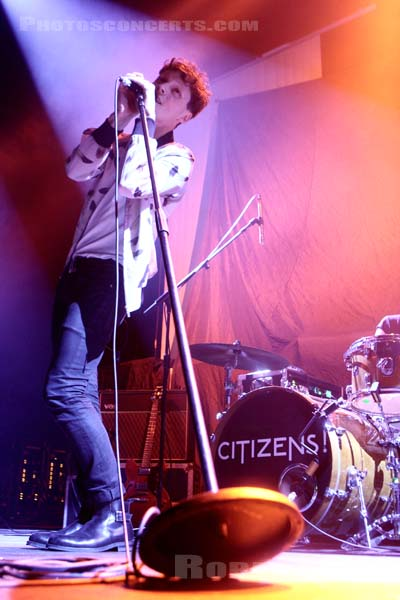 CITIZENS! - 2014-03-10 - PARIS - Zenith