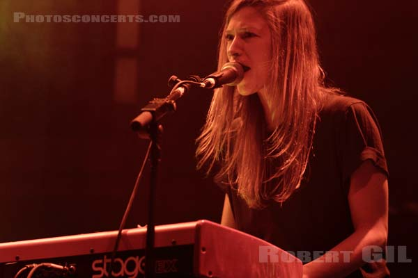 CLAIRE DENAMUR - 2012-04-21 - PARIS - Gaite Lyrique