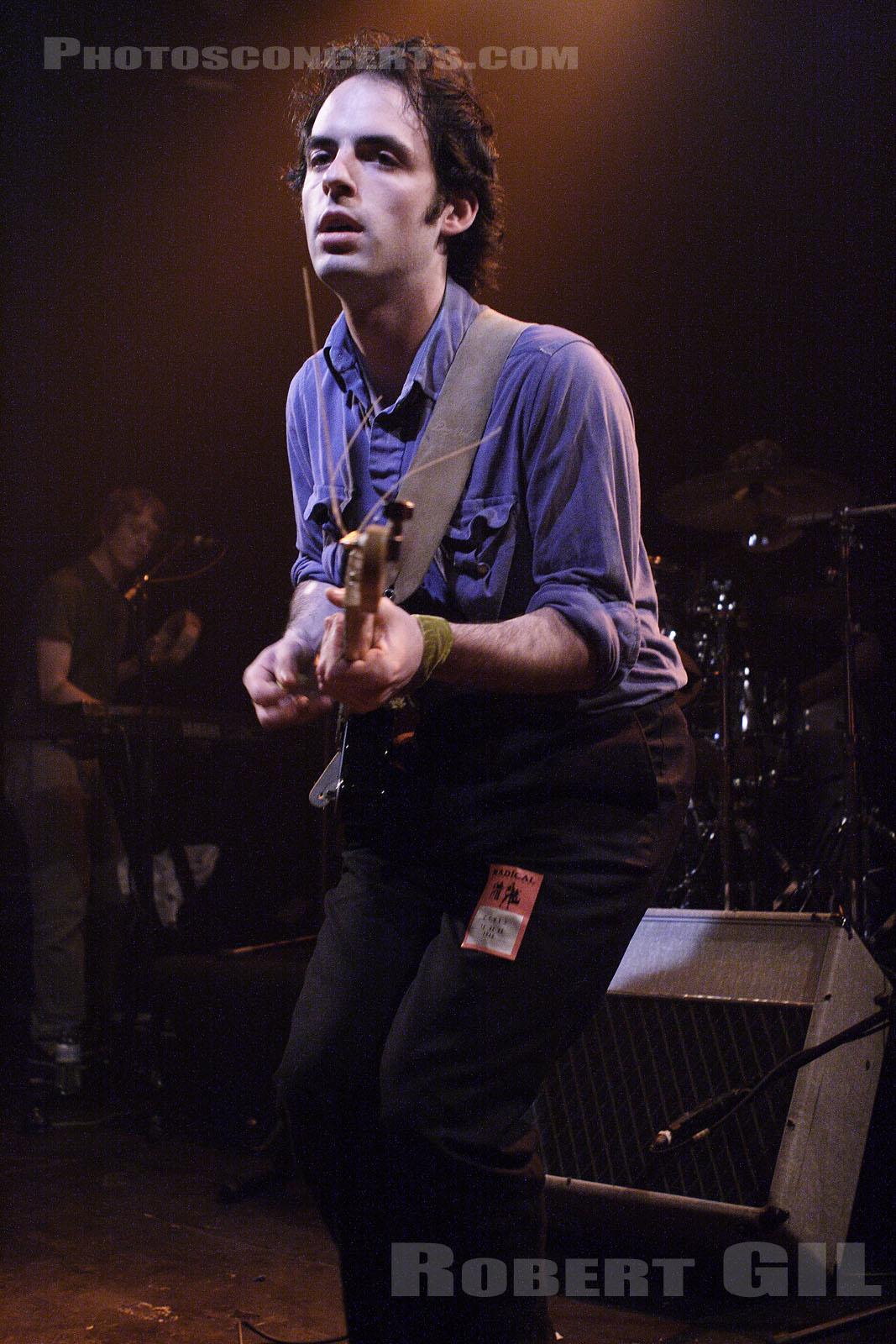 CLAP YOUR HANDS SAY YEAH - 2006-02-13 - PARIS - Trabendo