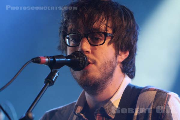 CLOUD NOTHINGS - 2014-11-26 - PARIS - La Maroquinerie