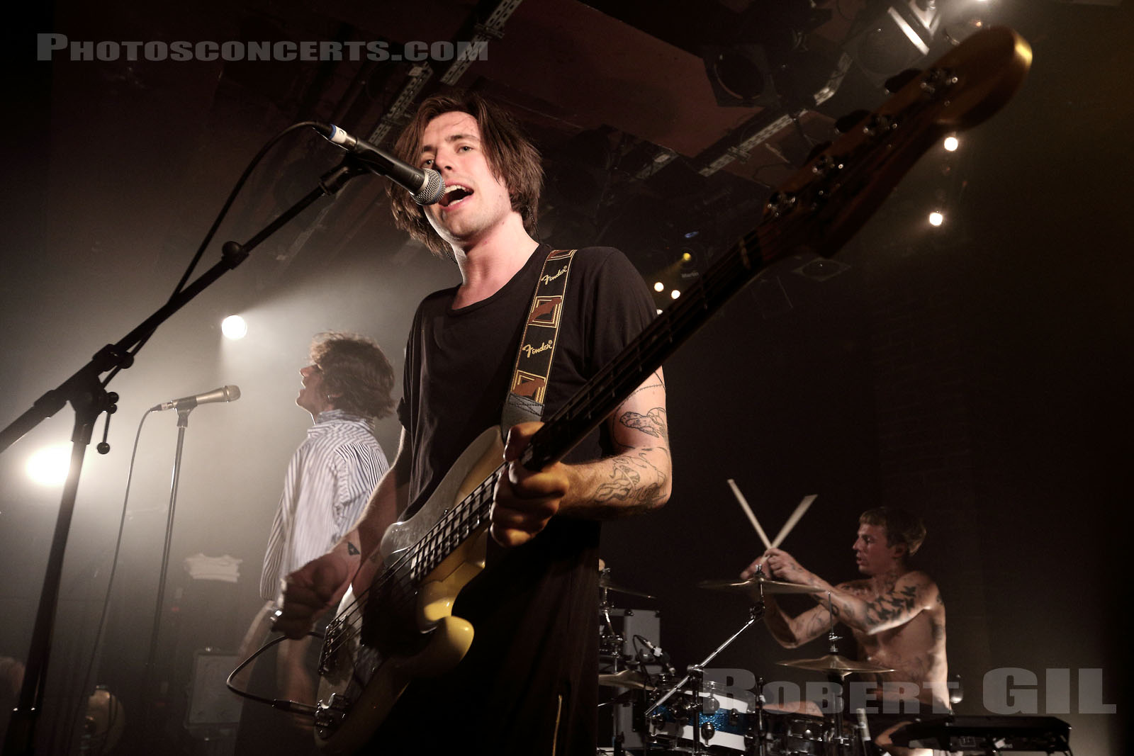 COASTS - 2018-02-06 - PARIS - La Maroquinerie