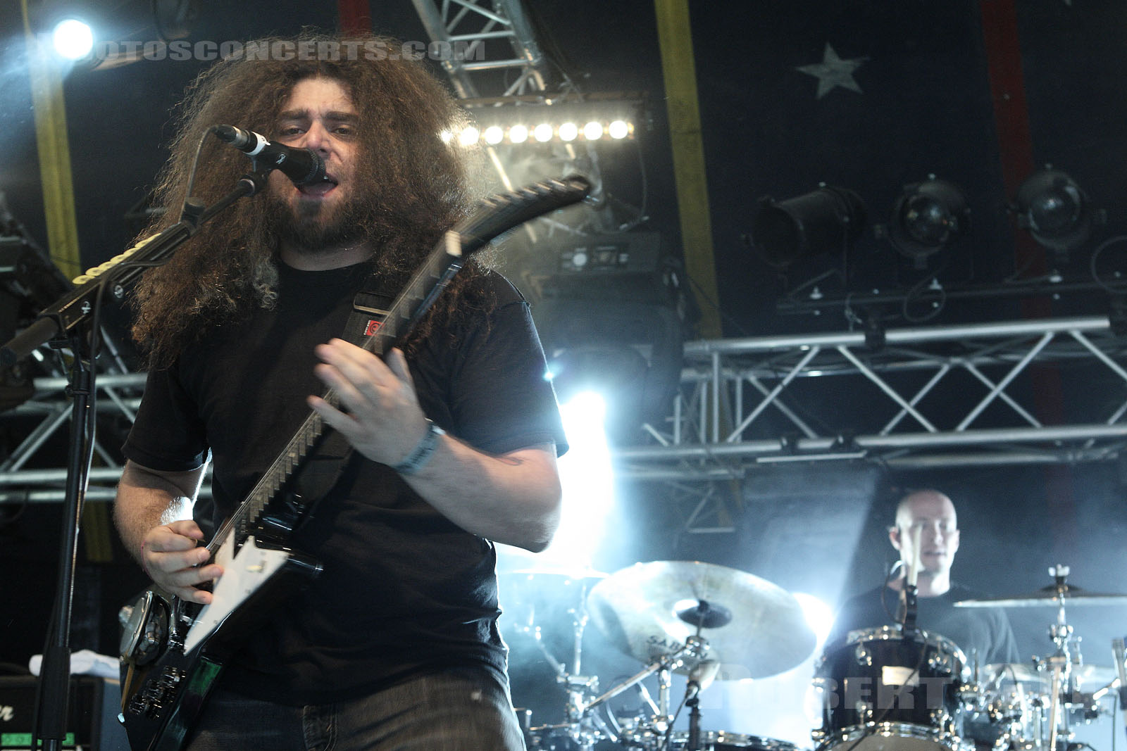 COHEED AND CAMBRIA - 2008-06-29 - CERGY - Base de Loisirs