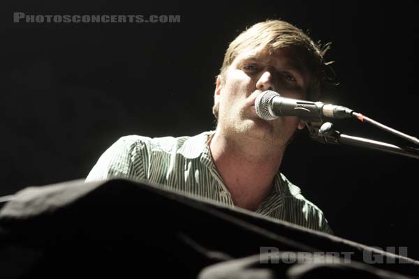 COLD WAR KIDS - 2008-11-29 - PARIS - Le Bataclan
