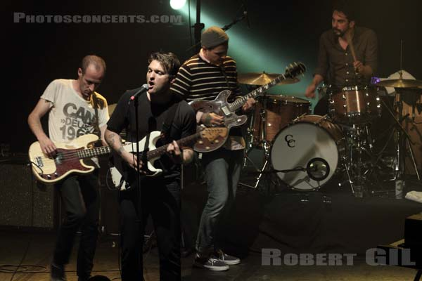 COLD WAR KIDS - 2013-04-24 - PARIS - Le Bataclan