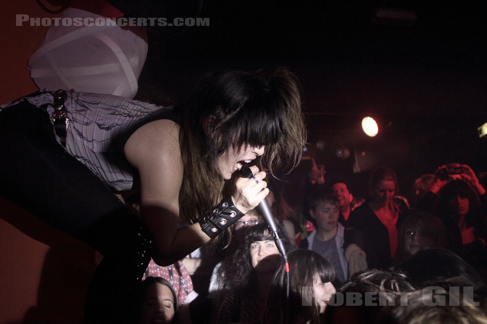 COMANECHI - 2012-03-30 - PARIS - La Chaufferie (du Moulin Rouge)