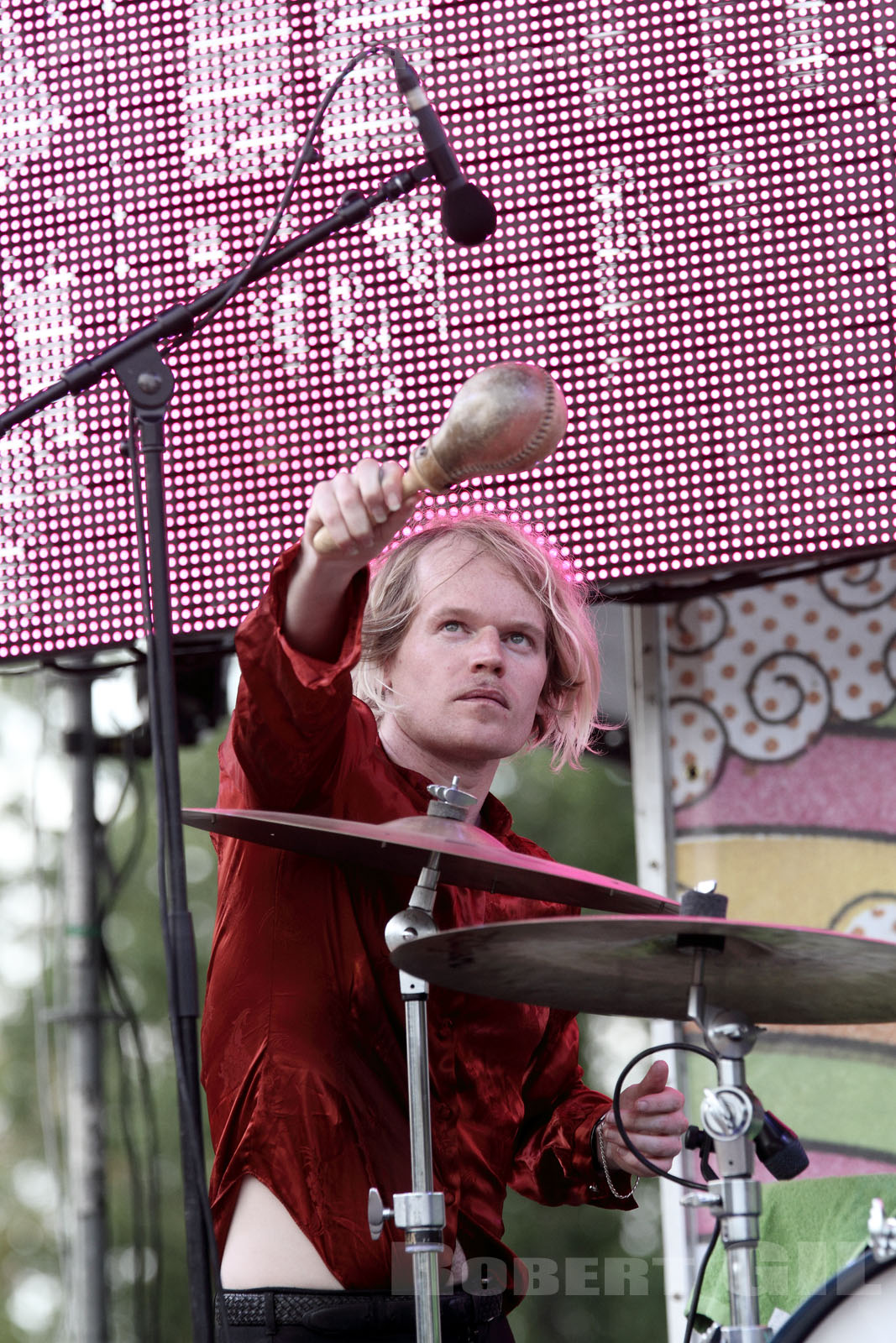 CONNAN MOCKASIN - 2011-09-10 - PARIS - Parc de Bagatelle