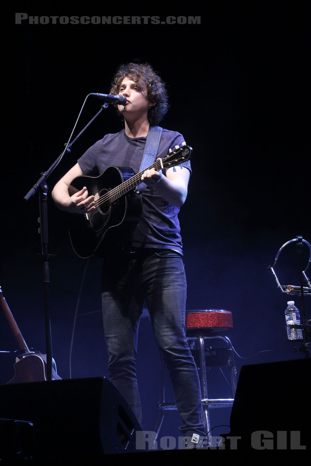 DAN OWEN - 2016-05-04 - PARIS - Olympia