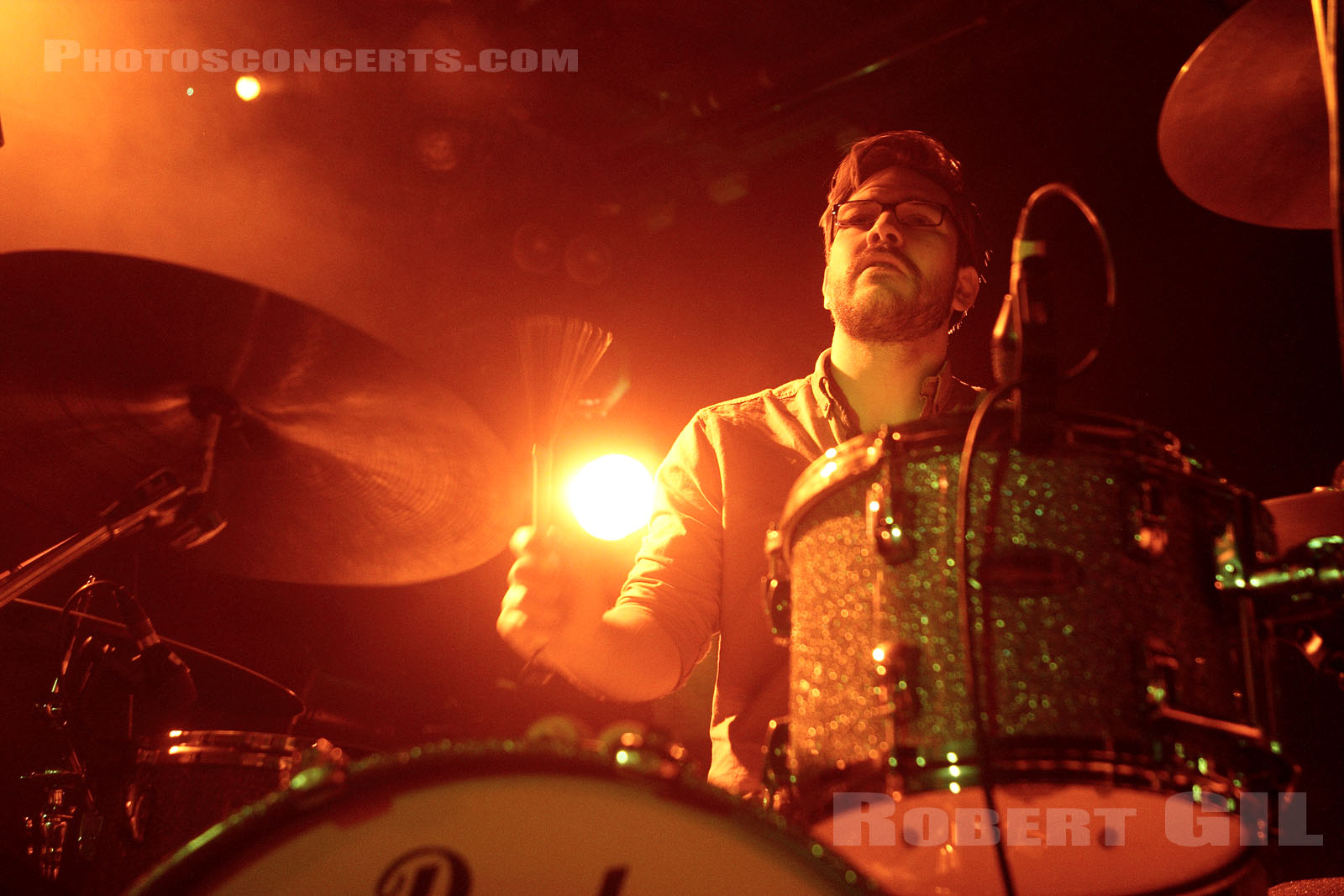 DANCING YEARS - 2014-03-12 - PARIS - La Maroquinerie