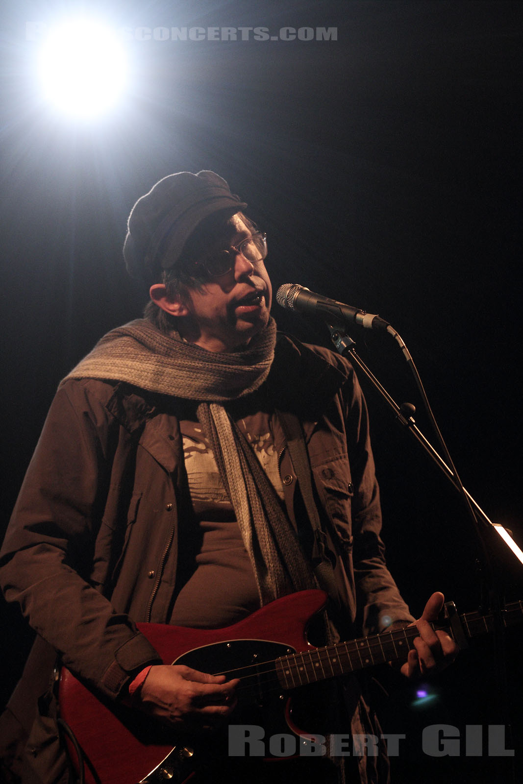 DARREN HAYMAN - 2015-01-16 - PARIS - Point Ephemere