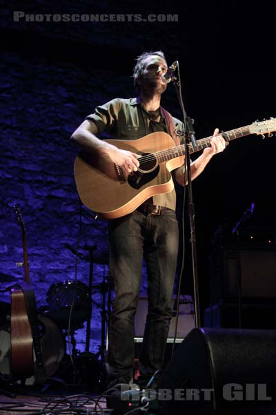 DAVID ABEL - 2012-04-24 - PARIS - Cafe de la Danse