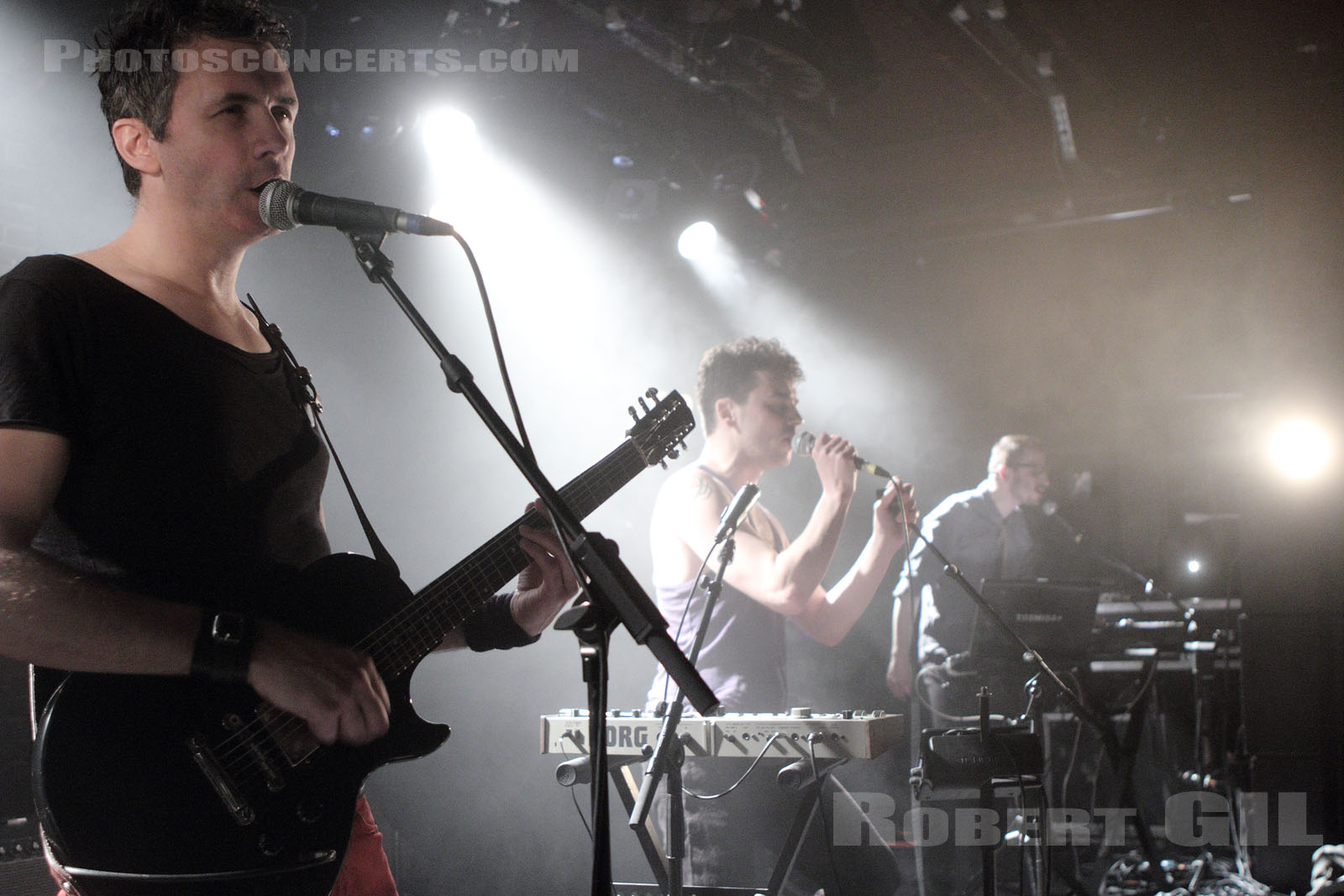 DAVID COURTIN - 2012-03-17 - PARIS - La Maroquinerie