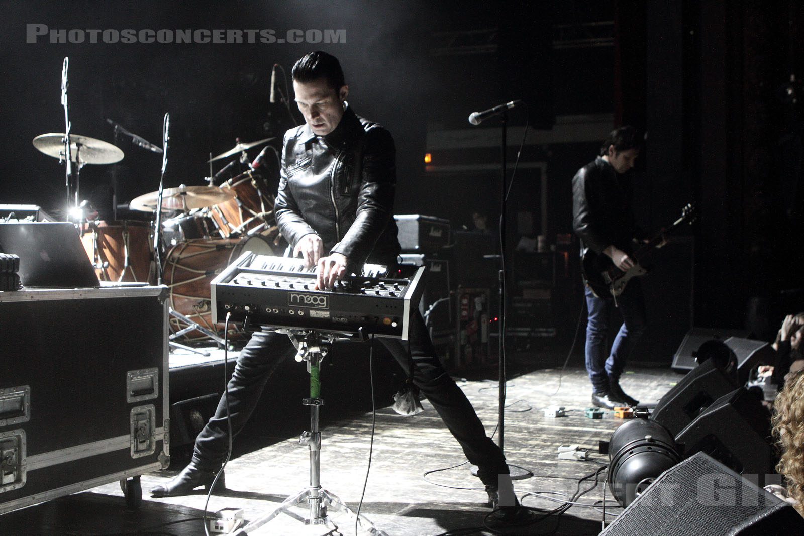 DEAD COMBO - 2014-02-24 - PARIS - Le Trianon