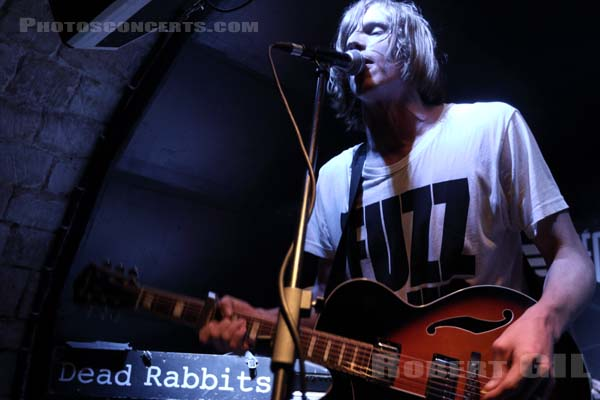 DEAD RABBITS - 2016-11-01 - PARIS - La Mecanique Ondulatoire