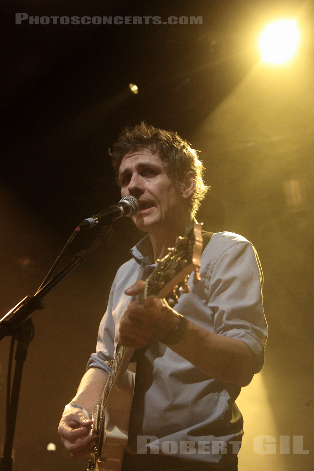DEAN WAREHAM PLAYS GALAXIE 500 - 2011-02-19 - PARIS - La Fleche d'Or