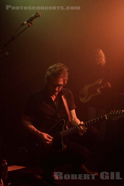 DEAN WAREHAM - 2013-12-07 - PARIS - Point Ephemere