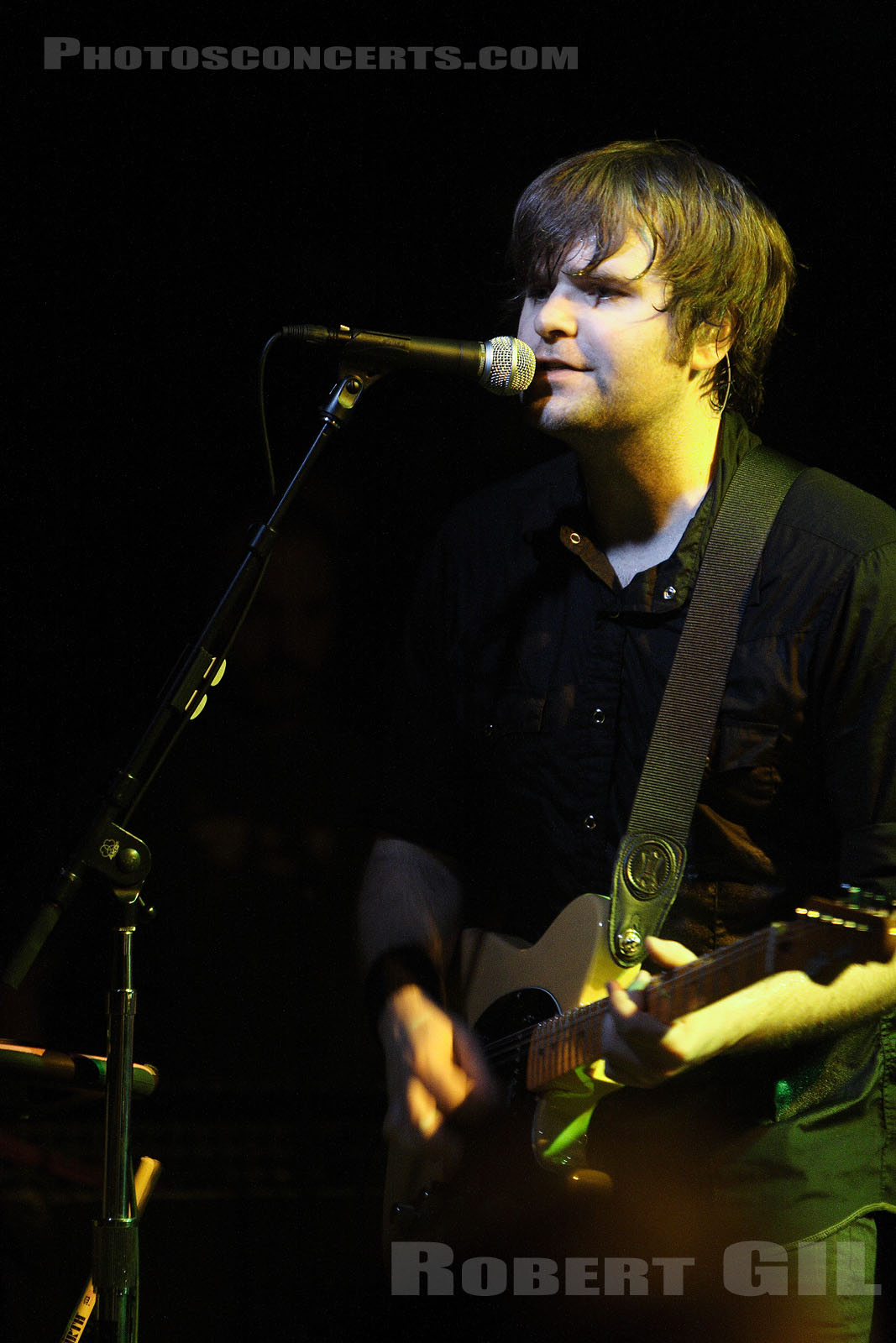 DEATH CAB FOR CUTIE - 2006-02-27 - PARIS - Trabendo