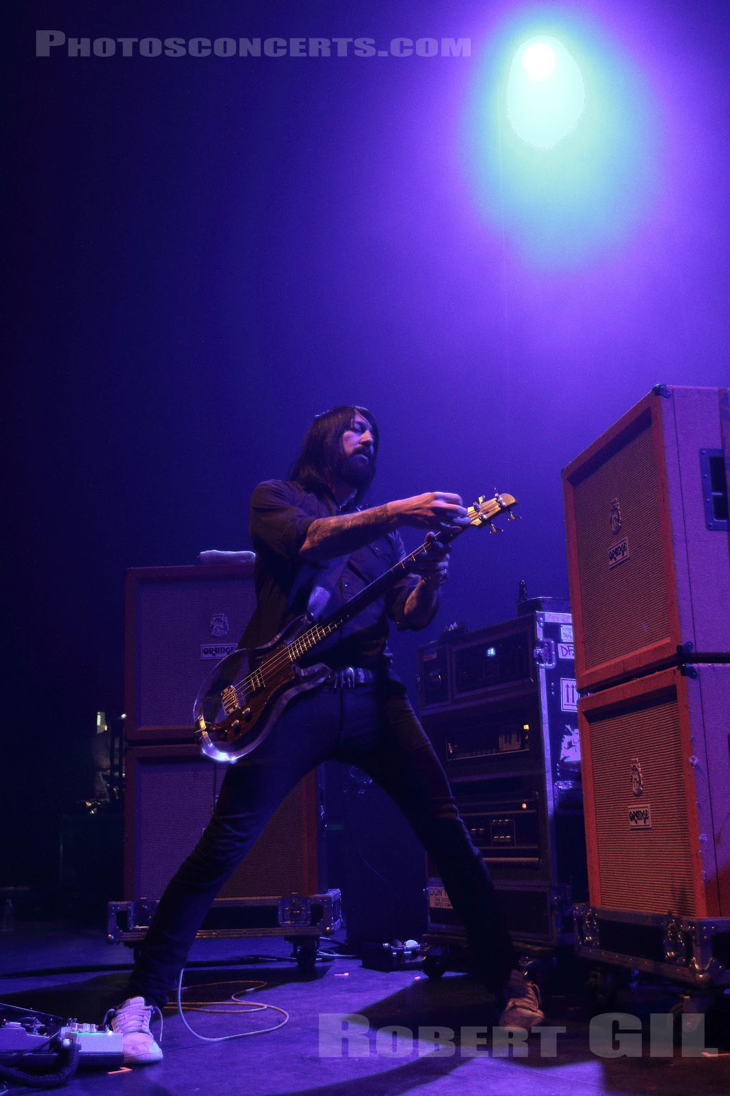DEATH FROM ABOVE 1979 - 2018-02-28 - PARIS - Olympia