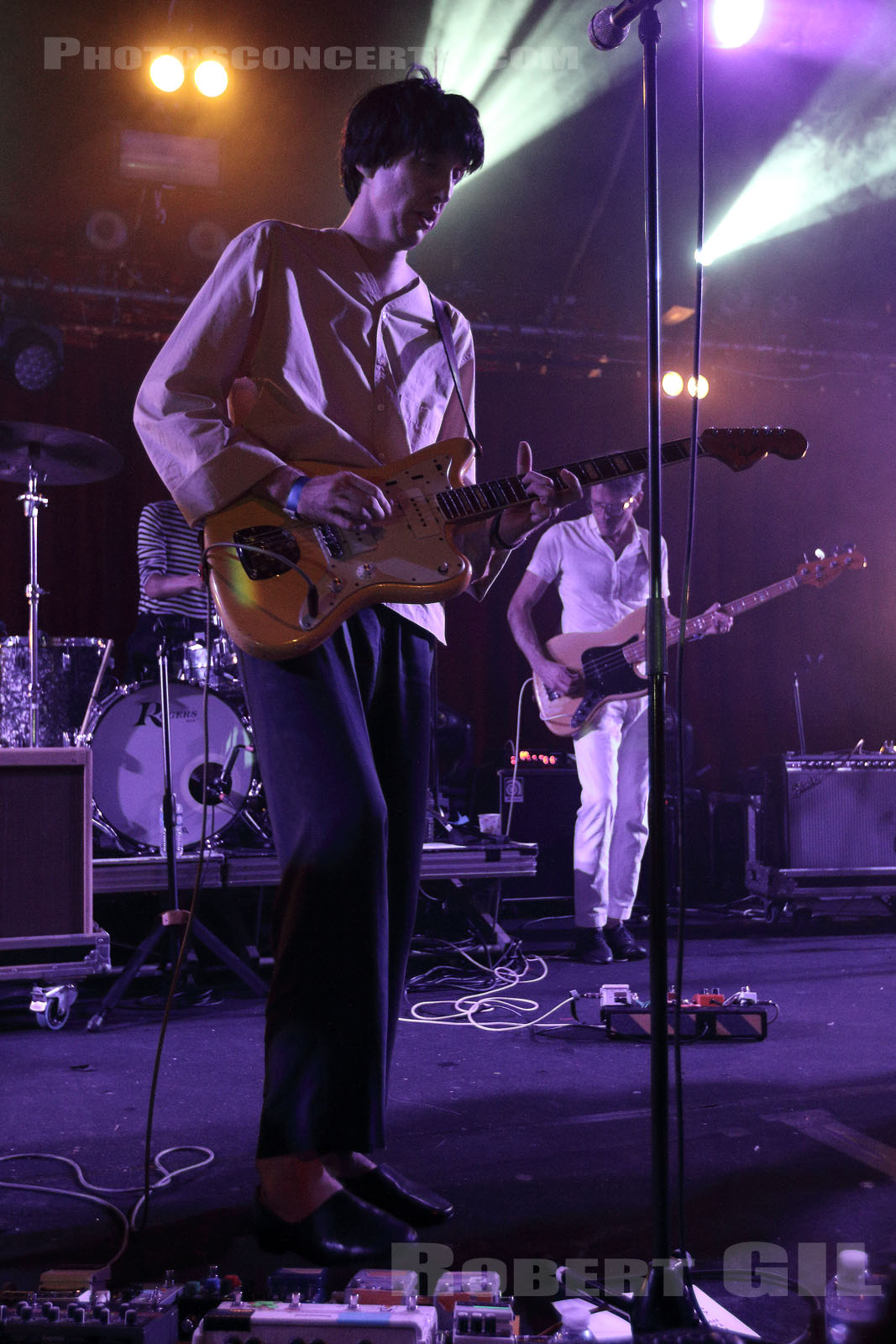 DEERHUNTER - 2018-05-29 - PARIS - Cabaret Sauvage