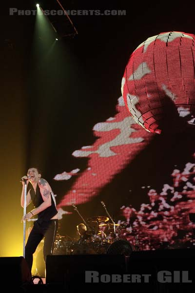 DEPECHE MODE - 2010-01-20 - PARIS - Bercy