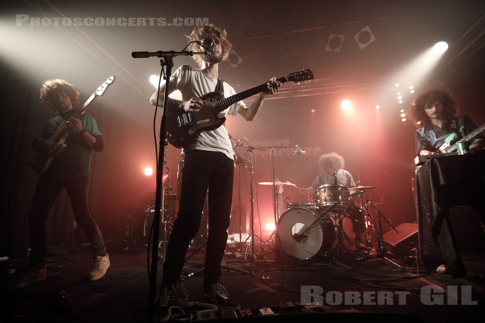 DHARMA BUM - 2019-11-25 - PARIS - Point Ephemere