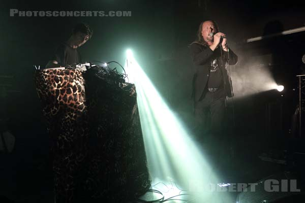 DICK VOODOO - 2018-10-06 - PARIS - Petit Bain