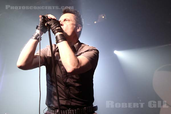 DIE KRUPPS - 2018-08-20 - PARIS - La Machine (du Moulin Rouge)