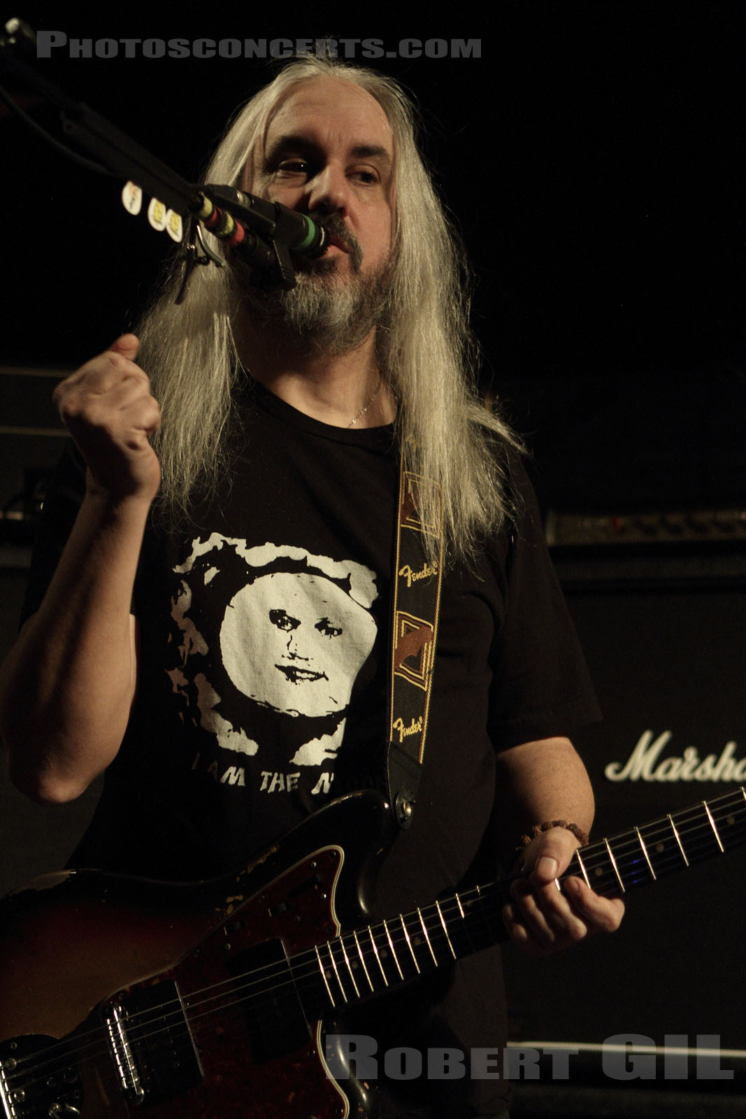 DINOSAUR JR - 2013-02-06 - PARIS - Trabendo