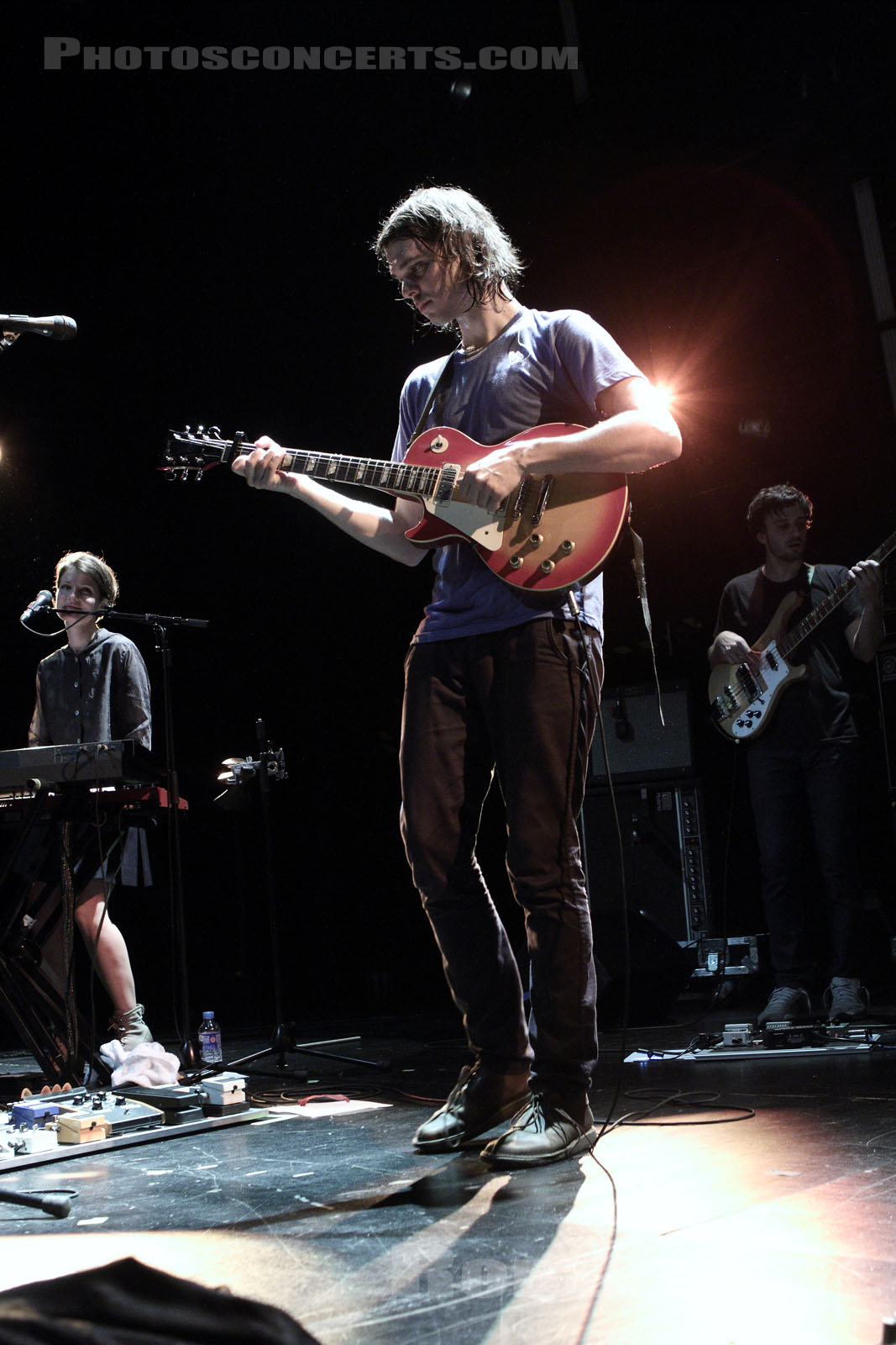 DIRTY PROJECTORS - 2012-10-18 - PARIS - Gaite Lyrique