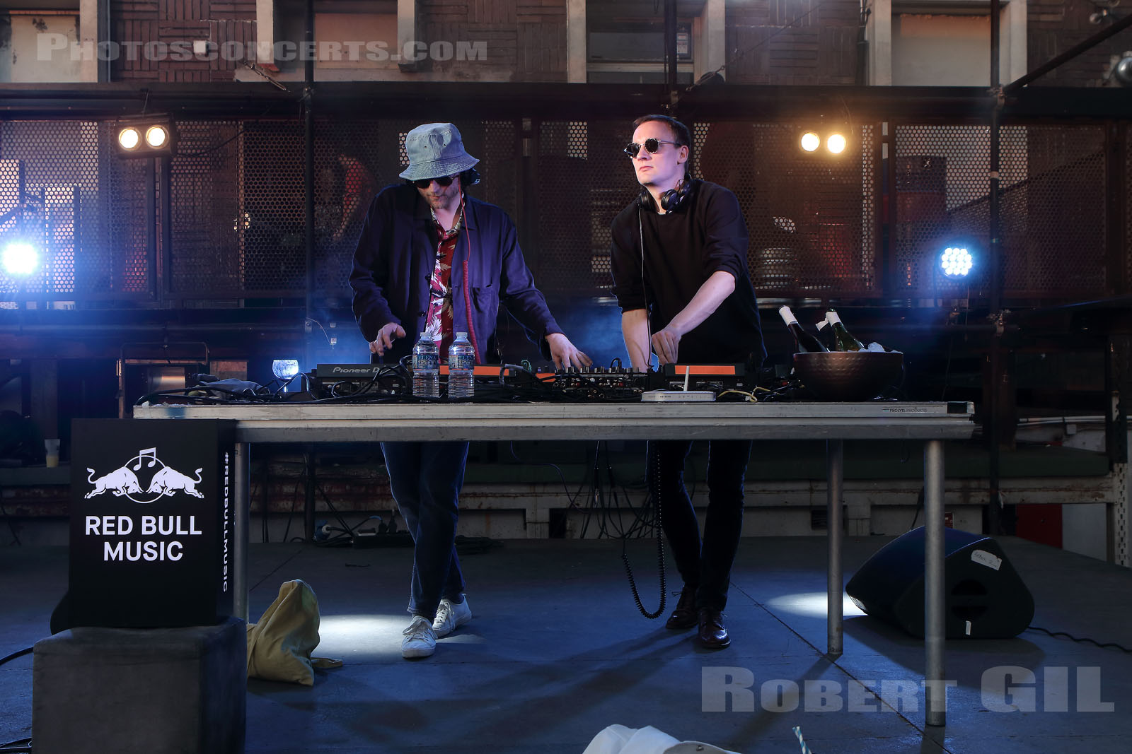 DJ BARNT AND SUPERPITCHER - 2018-05-20 - PARIS - La Station - Gare des Mines