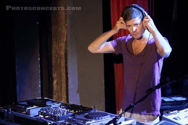 DJ SAMMY JO - 2012-10-14 - PARIS - Le Trianon