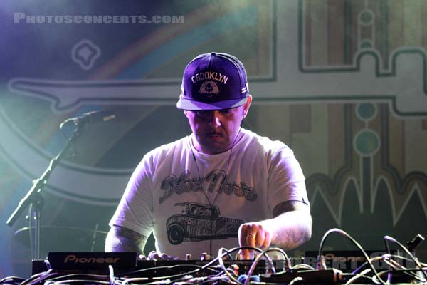 DJ VINCENT - 2014-06-20 - PARIS - Nouveau Casino