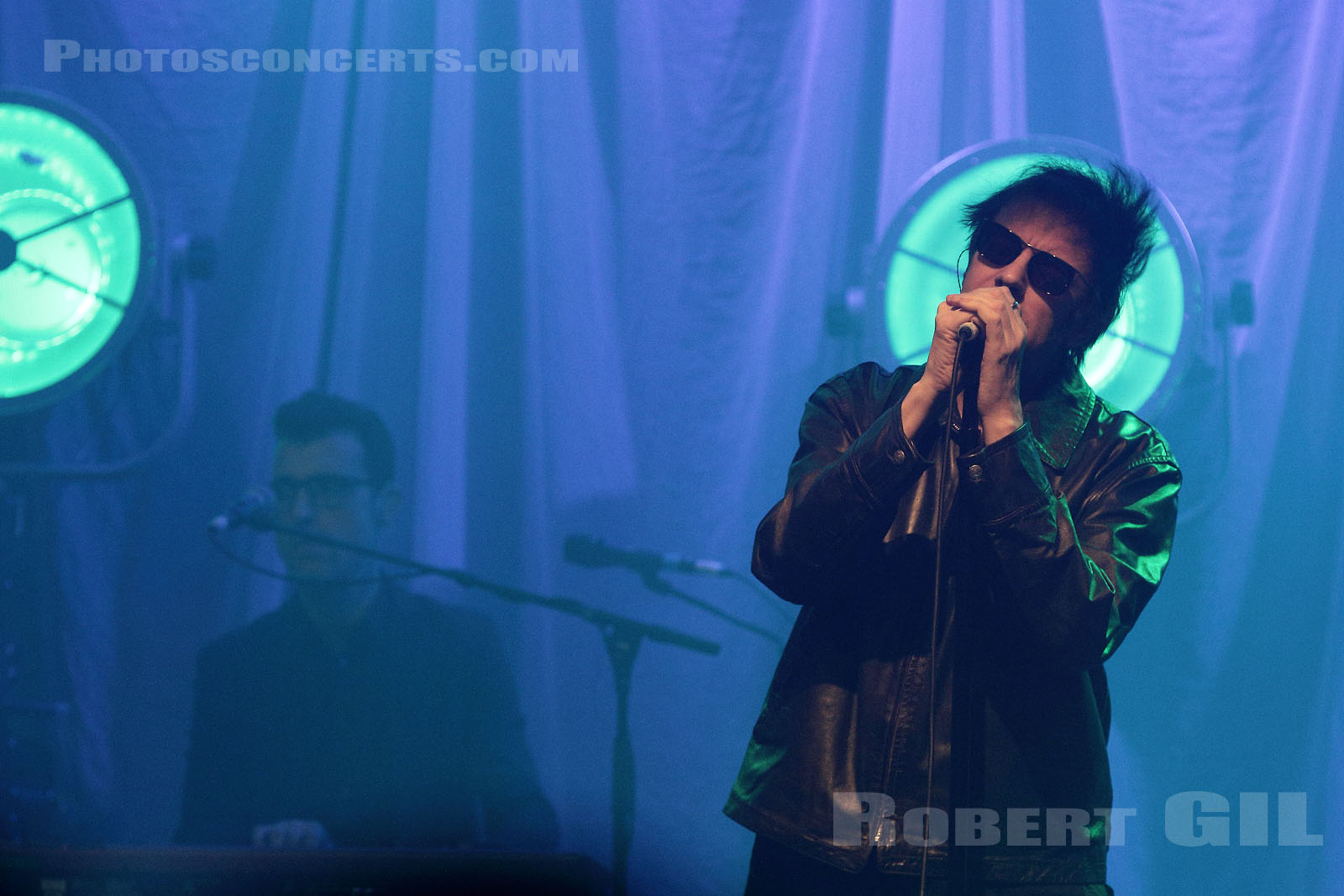 ECHO AND THE BUNNYMEN - 2018-11-05 - PARIS - Le Bataclan