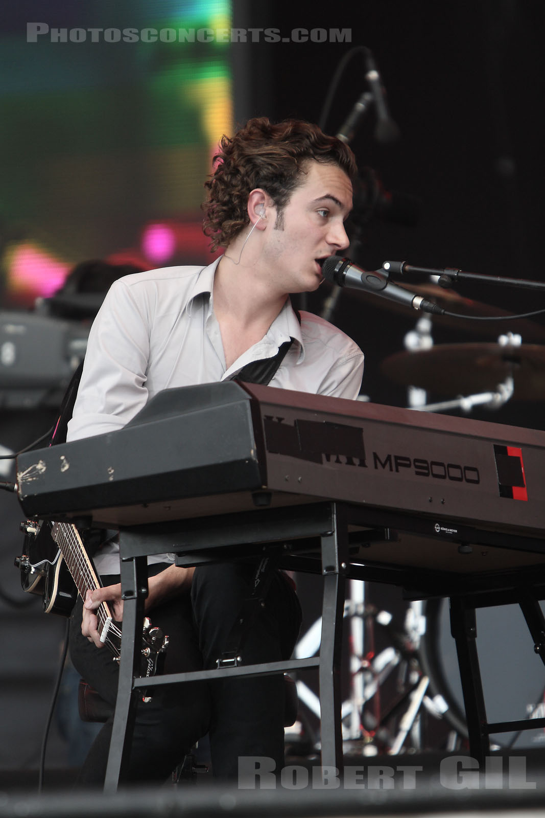 EDITORS - 2007-07-06 - PARIS - Hippodrome de Longchamp
