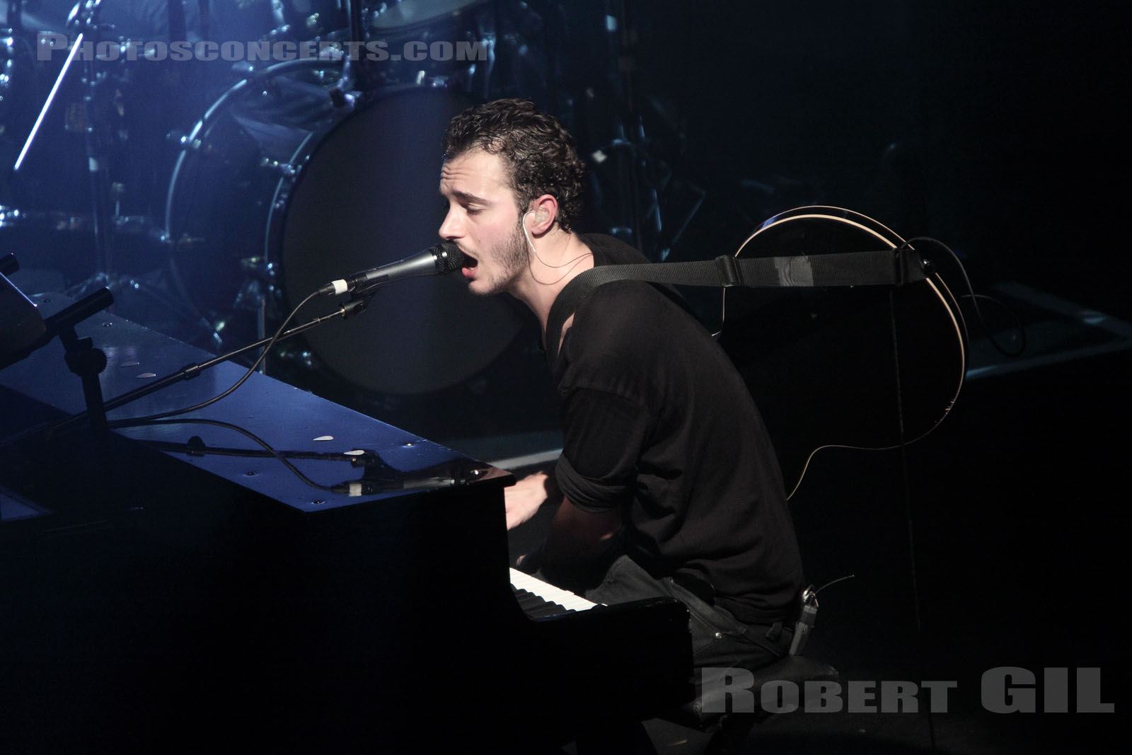 EDITORS - 2009-12-14 - PARIS - Le Bataclan