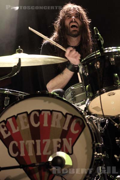 ELECTRIC CITIZEN - 2016-04-25 - PARIS - Le Trianon