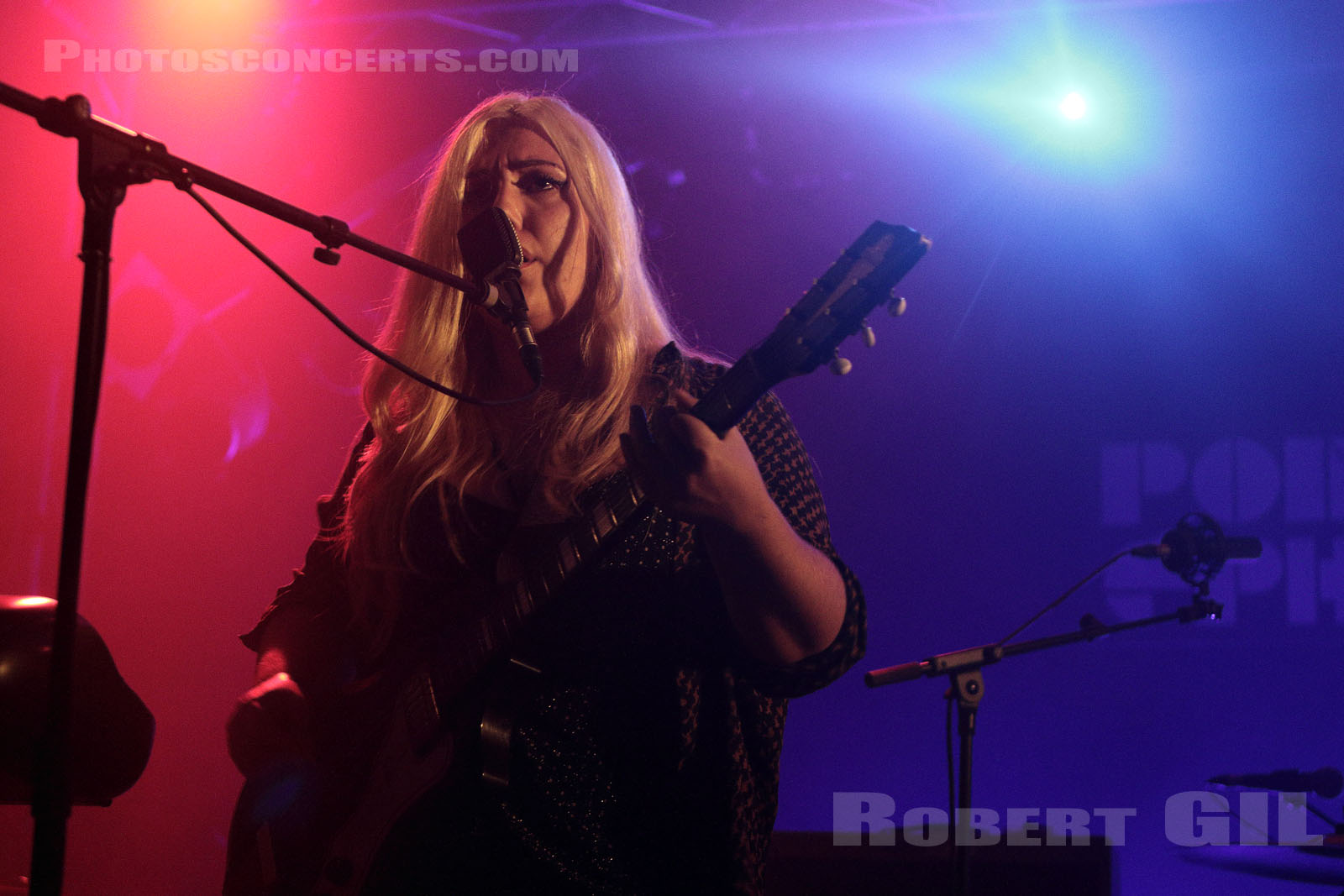 ELECTRIC RETRO SPECTRUM - 2016-10-04 - PARIS - Point Ephemere