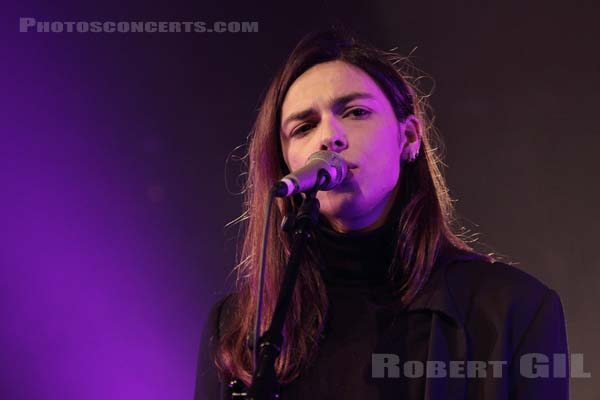 ELIAS DRIS - 2018-03-17 - PARIS - FGO-Barbara