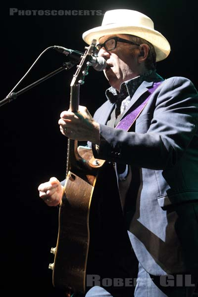 ELVIS COSTELLO - 2014-10-20 - PARIS - Olympia