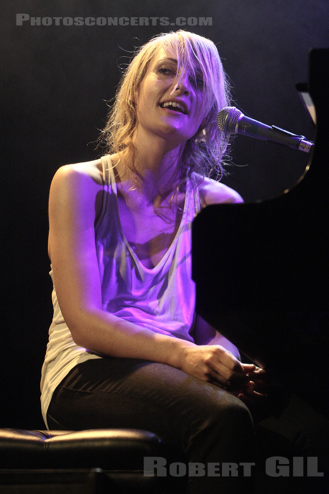 EMILY HAINES AND THE SOFT SKELETON - 2007-06-08 - PARIS - La Maroquinerie